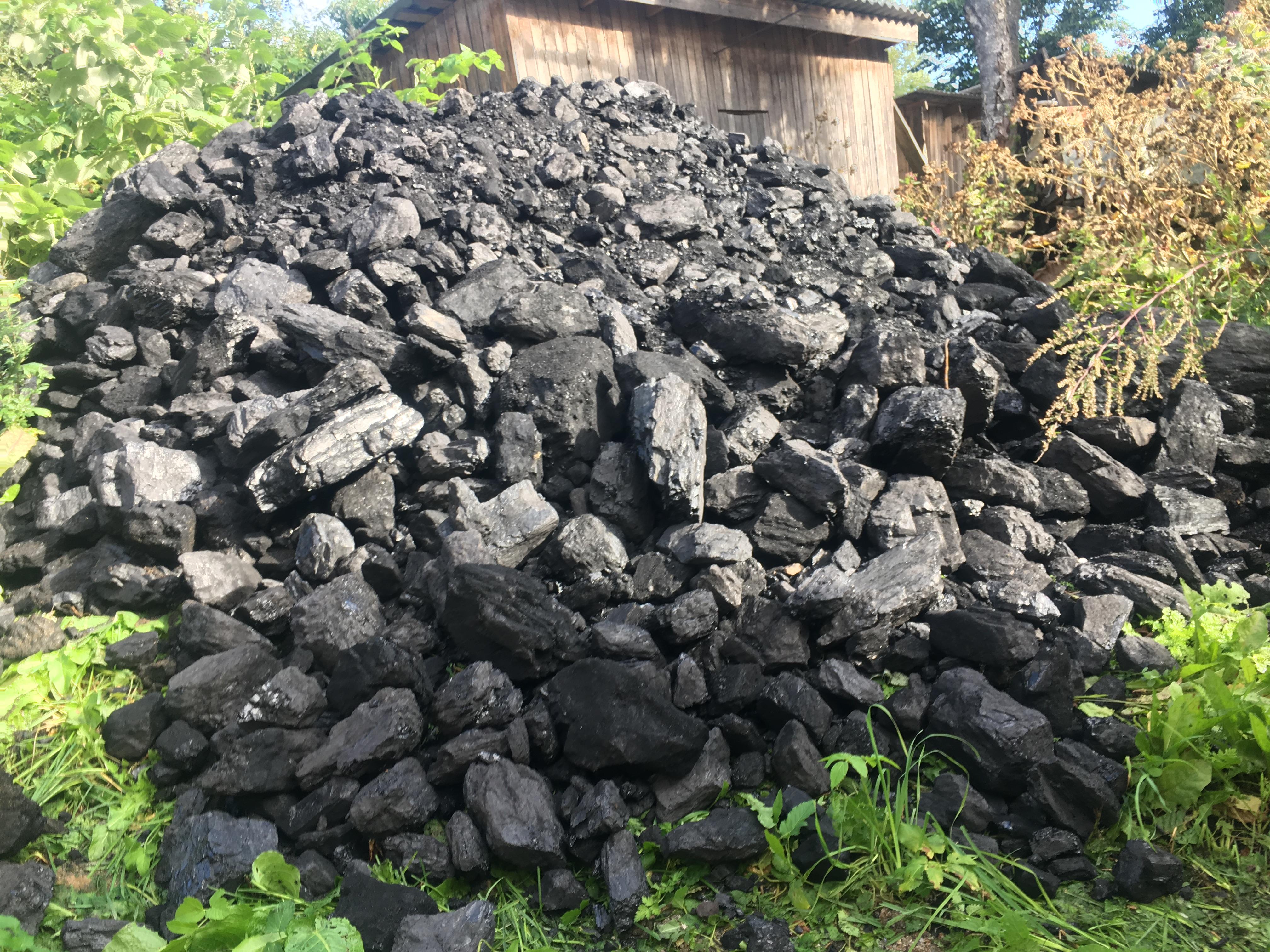 уголь каменный длиннопламенный