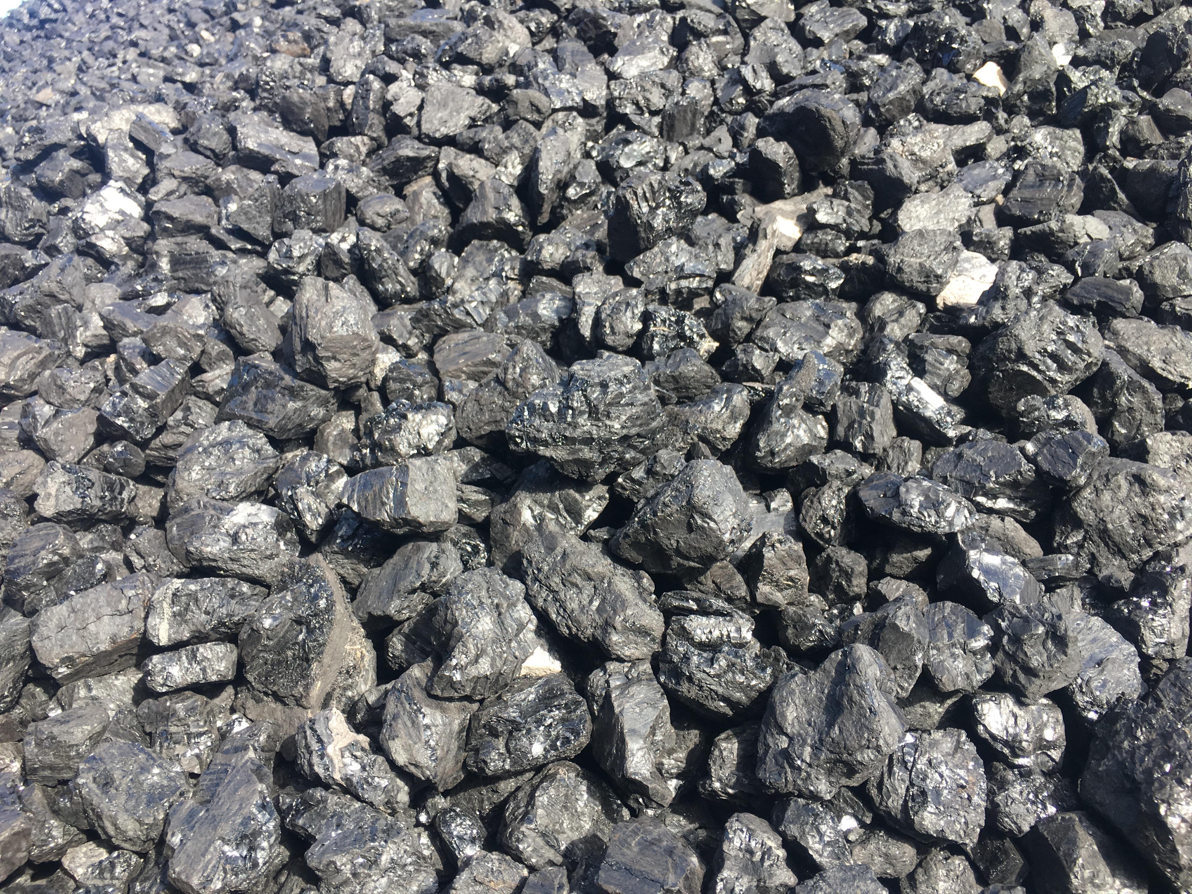 доставка угля для котла